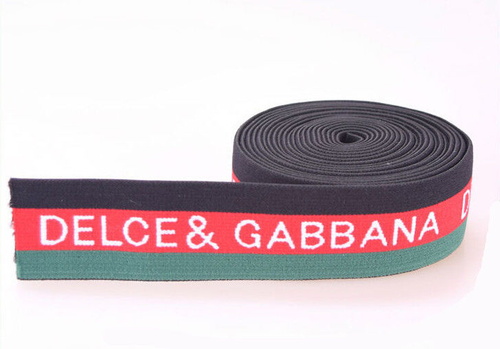 Comfortable And Soft Jacquard Elastic Band Woven Elastic Tape 30mm
